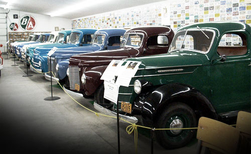 Smithson International Truck Museum